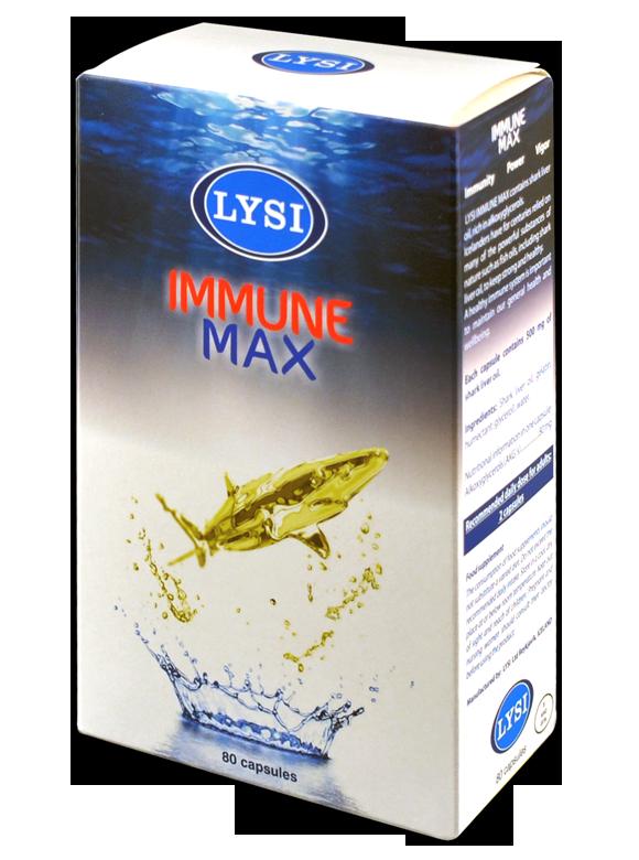 Immune Max - side