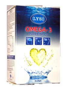 Omega-3 LYSI capsule